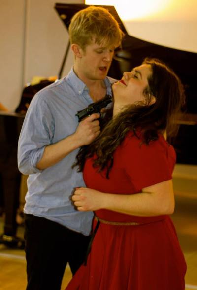 Title role in Carmen with PuzzlePiece Opera