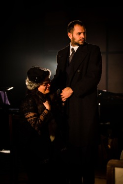 Zita in Gianni Schicchi, Guildhall Opera Scenes, 2016.